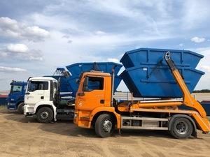kamiony s kontainermi